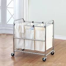 Laundry Hamper With Wheels by Change The Color Of A Laundry Hamper On Wheels U2014 Harper Noel Homes