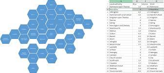 Heat Map In Tableau Vizlikeanartist Shape Mapping In Tableau The Data