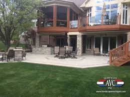 Brick And Paver Patio Designs 4 Tips For Designing A Brick Paver Patio In Lake Orion Avc
