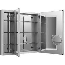 bathrooms design oval mirror medicine cabinet bathroom vanity