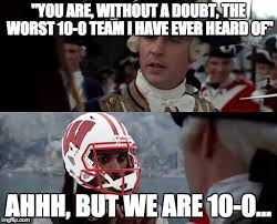 Wisconsin Meme - i am riding this meme to the playoffs wisconsinbadgers
