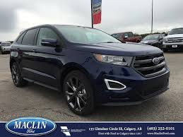 ford crossover 2016 used 2016 ford edge sport in calgary 16ed2568 maclin ford