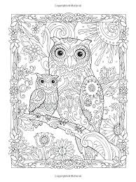 Really Detailed Coloring Pages World Of Craft Coloring Pages Owl