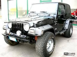 2000 jeep wrangler specs 2000 jeep wrangler tj 4000 gpl car photo and specs