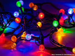 christmas lights wallpapers free download