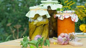 Vegetables by 4 Ways To Preserve Fruits U0026 Vegetables From Your Home Garden