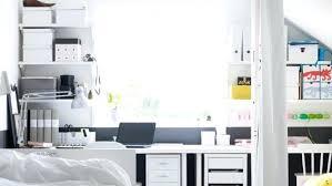 bureau dans une chambre bureau chambre ikea waaqeffannaa org design d intérieur et