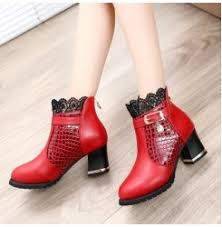 Comfortable Ankle Boots Boots