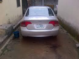 used honda civic 2006 price registered 2006 honda civic autos nigeria