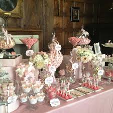 Vintage Candy Buffet Ideas by Candy Buffet Wedding Candy Buffets L Sweetie Tables L Dessert