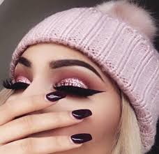 Make Up 22 instagram trends 2017 fashiotopia