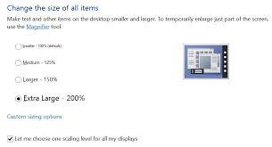 Small Desktop Calculator For Windows 8 Windows 8 1 Dpi Scaling Enhancements Windows Experience