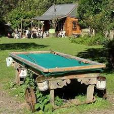 life size pool table you won t believe this life size backyard pool bowling table bowls