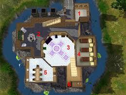 mod the sims castle dragonkin
