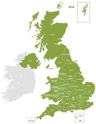 map uk map of wildlife trusts the wildlife trusts