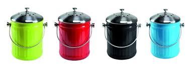 composteur de cuisine poubelle de table à compost pour la cuisine pratique et sans odeur