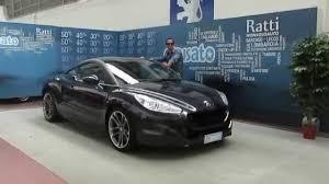 peugeot coupe rcz peugeot rcz sportiva coupé 1 6 benzina 200cv cambio manuale km 0