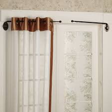 Short Curtains For Basement Windows by Swing Arm Curtain Rod Penny Pinterest Curtain Rods Curtains