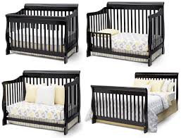 Graco Stanton 4 In 1 Convertible Crib Bedroom Beautiful Space For Your Baby With Convertible Crib
