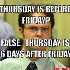 Thursday Meme Funny - 47 most funny thursday memes that make you smile greetyhunt