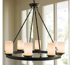 Candle Chandelier Pottery Barn Pillar Candle Chandelier Images U2013 Home Decoration Ideas Make