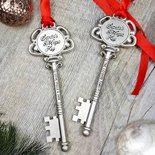 santa key personalised santa s magic key