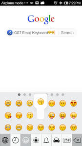 iphone keyboard apk télécharger ios7 emoji keyboard v1 2 1 android apps apk 3569860