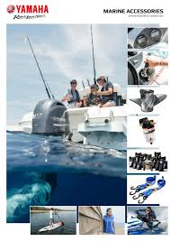 catalogo accessori marine 2017 by yamaha motor europe n v filiale