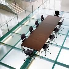 Contemporary Conference Tables by Contemporary Conference Table Wooden Rectangular Planes By