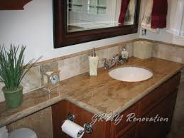small bathroom countertop ideas modern bathroom renovation simple ideasphotos pictures images