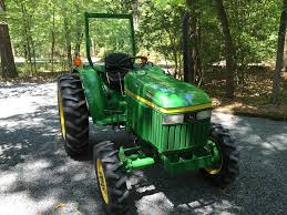 first tractor a john deere 970 purchased 4 days ago new owner