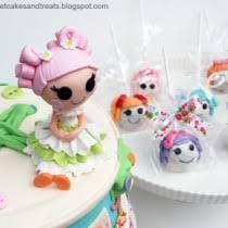 lalaloopsy cake topper tutorial sugar sweet cakes and treats