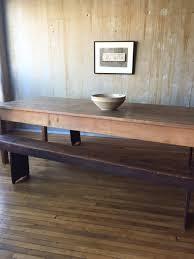 long tuscan farm table sold u2013 mercato antiques
