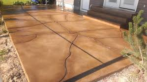 Concrete Step Resurfacing Products by Patio Resurfacing Idaho Falls Area Custom Concrete Resurfacing