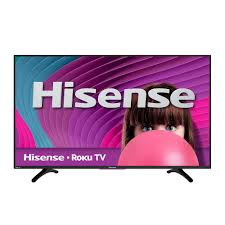 Home Depot Design Classes by Hisense 50 In Class Led 1080p 60hz Smart Hdtv With Roku 50h4c