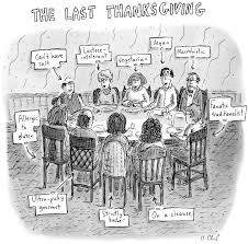 for thanksgiving the new yorker