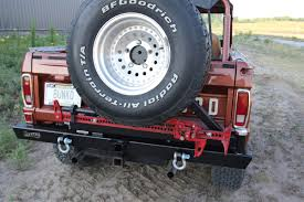 jeep comanche spare tire carrier rock hard 4x4 u0026 8482 patriot series rear bumper with tire carrier