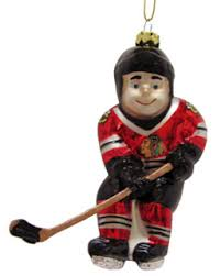 ornament shop debuts an nhl officially licensed chicago