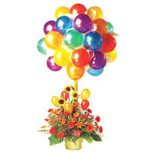 flowers and balloons send flowers and balloons to india flowers and balloons delivery