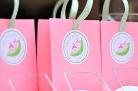 two peas in a pod baby shower for twin girls