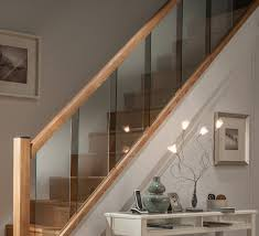 Glass Banister Kits Glass Staircases Reflections Range By Cheshire Mouldings