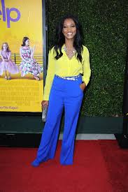 wear this royal electric cobalt blue pants sweet and