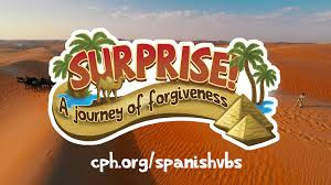 surprise a journey of forgiveness 2016 spanish vbs youtube