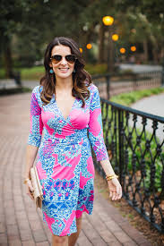 Lilly Pulitzer Style Seen Life On The Squares