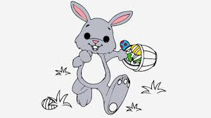 easter bunny top 15 free printable easter bunny coloring pages online