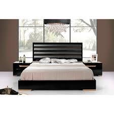 Rose Gold Bed Frame Juliet Black Italian Bedroom Set Italian Beds Modern Bedroom Sets
