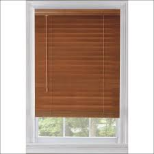 furniture wonderful faux blinds lowes vinyl roller shades lowes