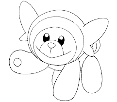coloring pages pokemon sun moon drawing