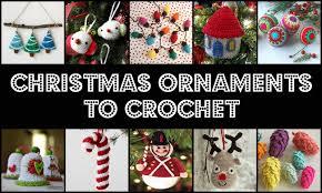 crochet treasures 20 free christmas ornaments crochet patterns