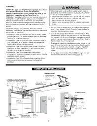 how to program genie garage door opener genie garage door opener installation instructions in perfect home